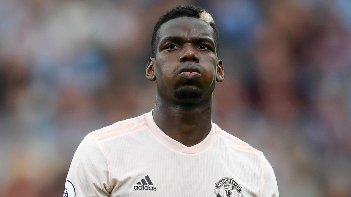 Pogba vague on Man Utd future