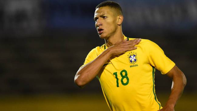 Interview with Richarlison