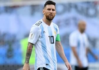 Scaloni: Messi's Argentina future? We'll see