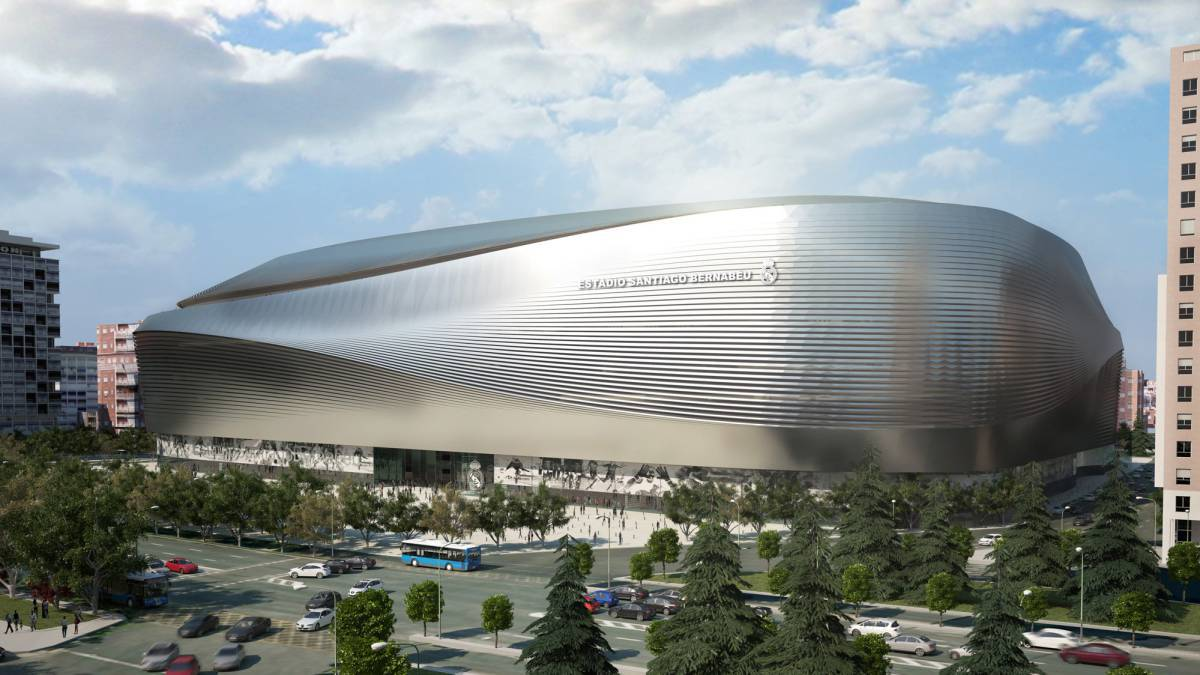 Perez plans to put Madrid in huge debt to pay for Bernabeu revamp