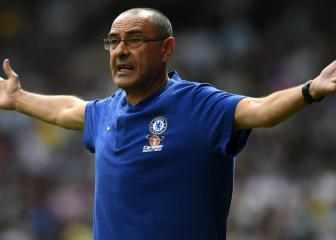 Sarri learned of Napoli exit by watching TV