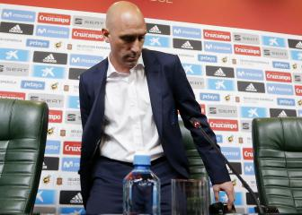 Rubiales slams LaLiga for trying to 'invade' USA