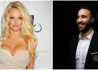 Pamela Anderson and Adil Rami break up after failed wedding proposal