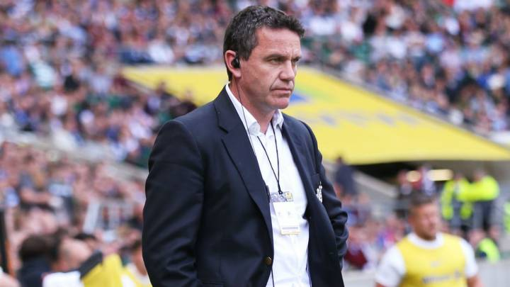 Mike Ford named Germany coach ahead of RWC play-offs
