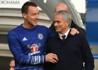 Mourinho is missing leaders at Manchester United – Terry