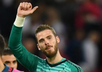 Luis Enrique hails De Gea after victory over England