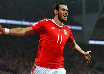 Gareth Bale to captain Wales for first time in Denmark
