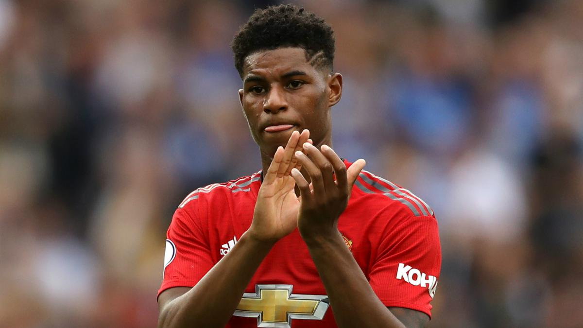 Rashford will never be a striker at Manchester United – Shearer