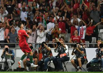 Dominant Portugal ease past Italy in Lisbon