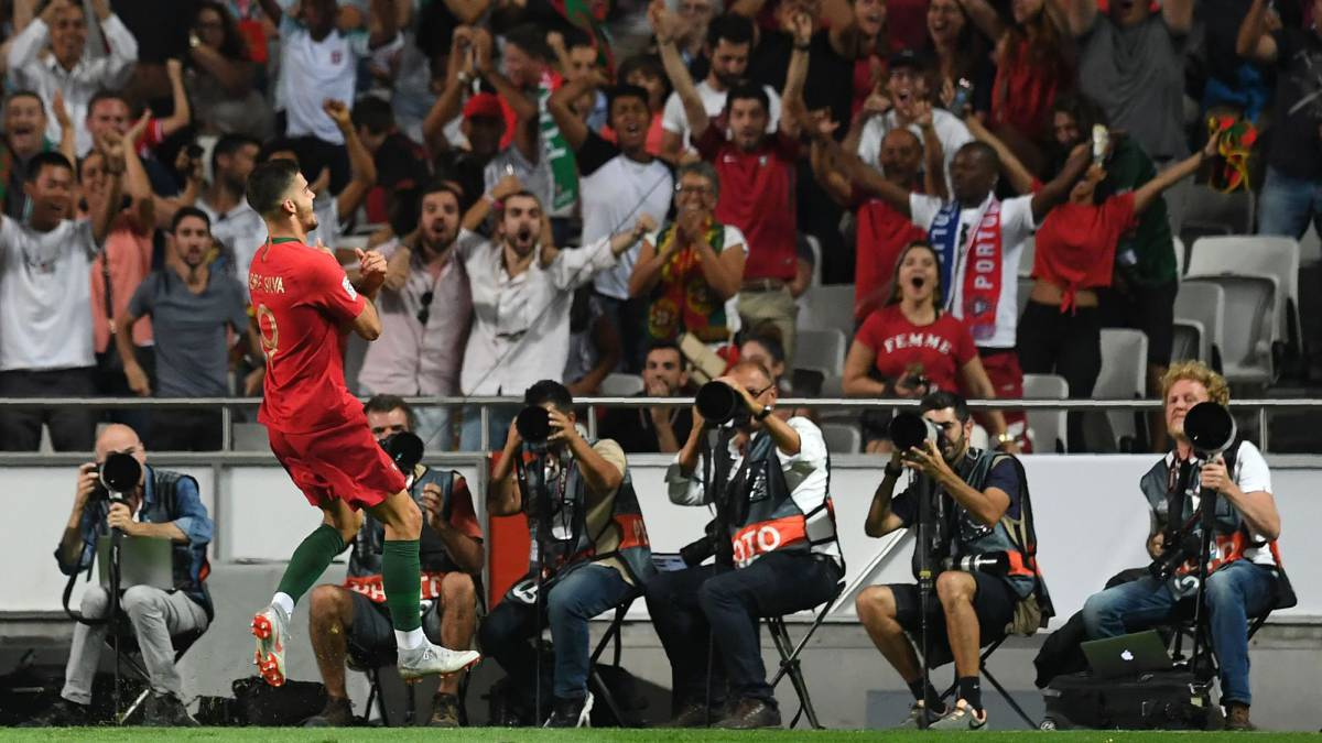 Portugal 1-0 Italy UEFA Nations League: match report