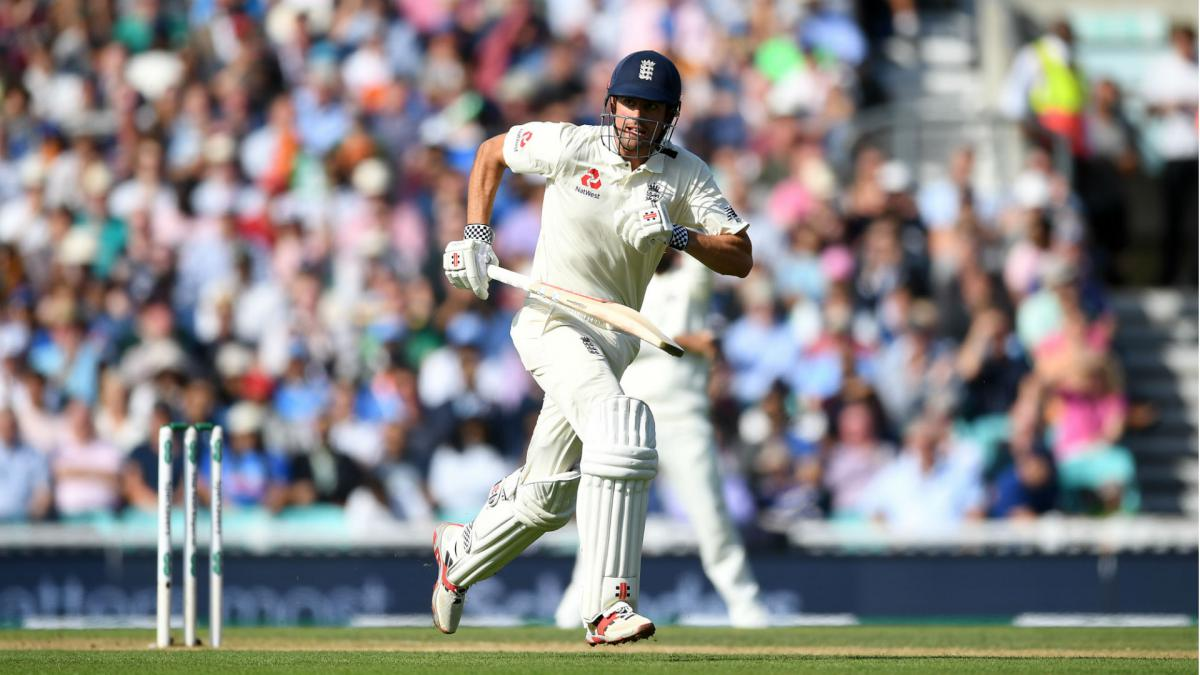 Cook hits century in final Test innings