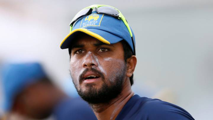 Sri Lanka batsman Dinesh Chandimal out of Asia Cup with finger injury