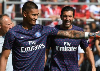 Areola noses ahead of Buffon in PSG number one stakes