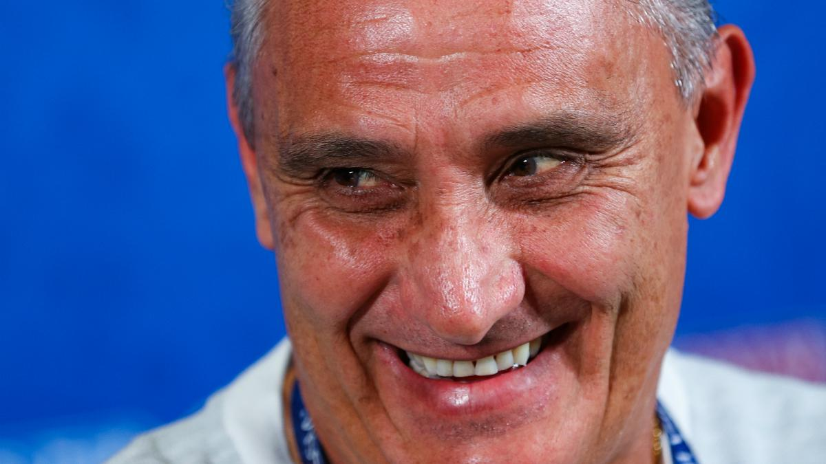 Brazil have five world titles – Tite responds to Trump's joke