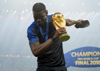 Pogba purposely kept low-key hairstyle during World Cup
