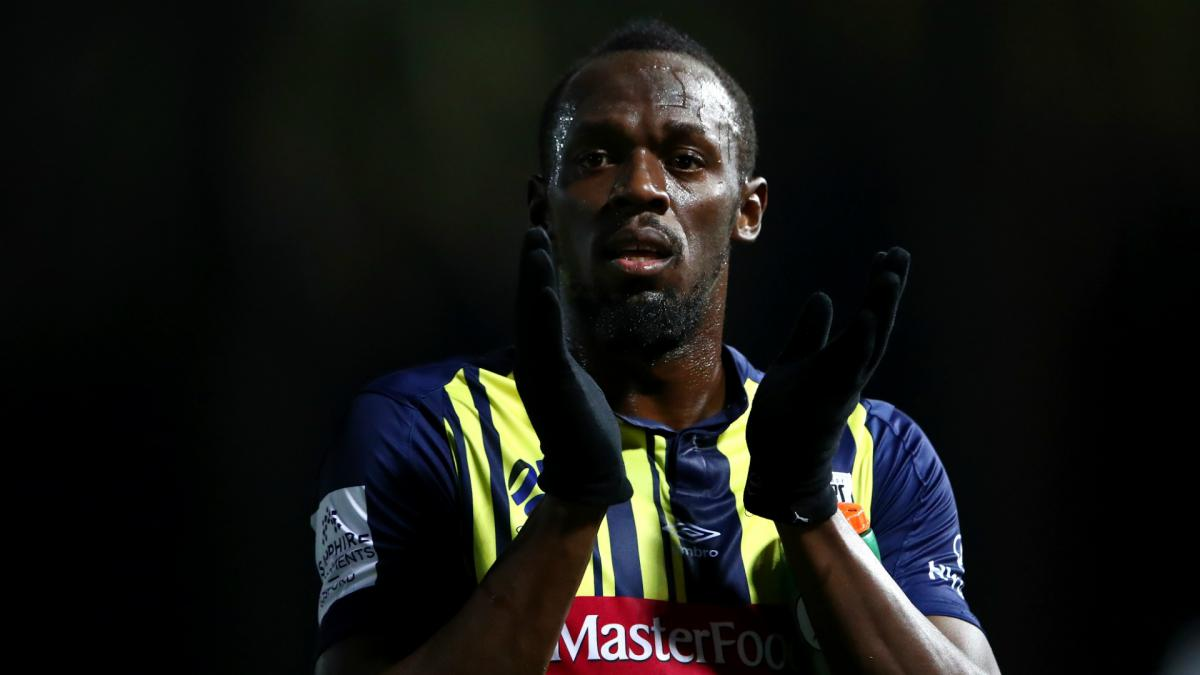 Full-back to the future? Del Bosque tips Bolt to shine as a defender