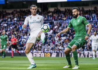 Lopetegui banking on in-form Bale as Madrid face tough run