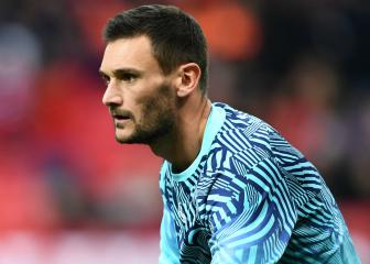 Lloris handed driving ban, fined after pleading guilty in court