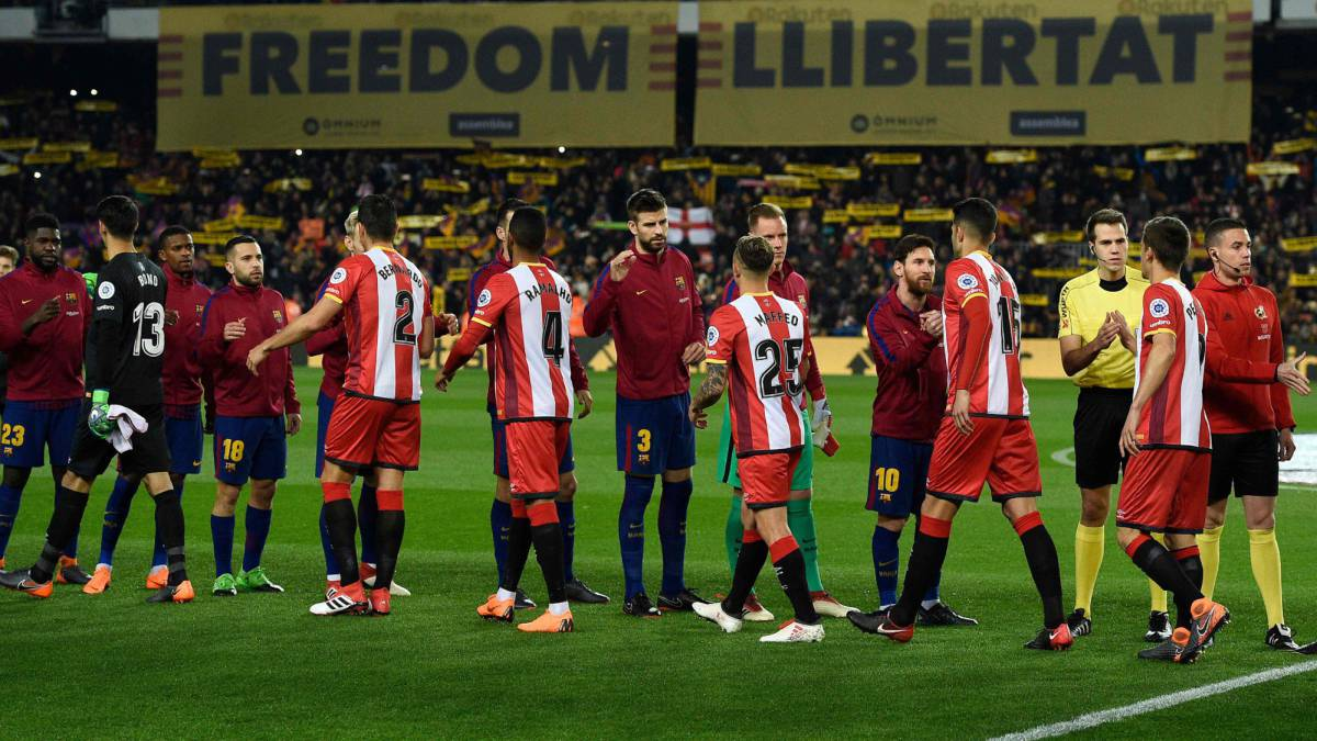 Barça players give green light to USA game against Girona