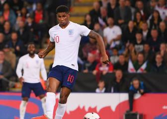 Rashford ahead of Kane and Cristiano, says Southgate