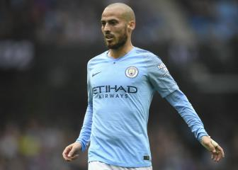David Silva eyeing Las Palmas return in 2020