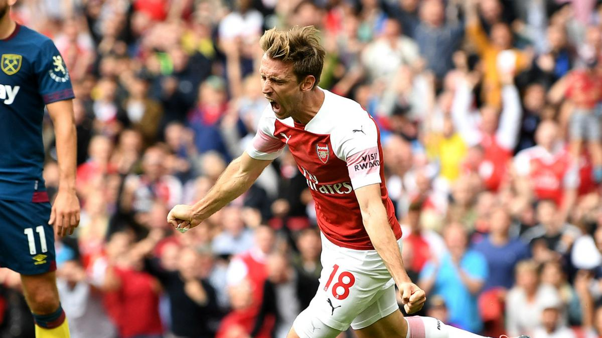 Emery demands new Arsenal deal for Monreal