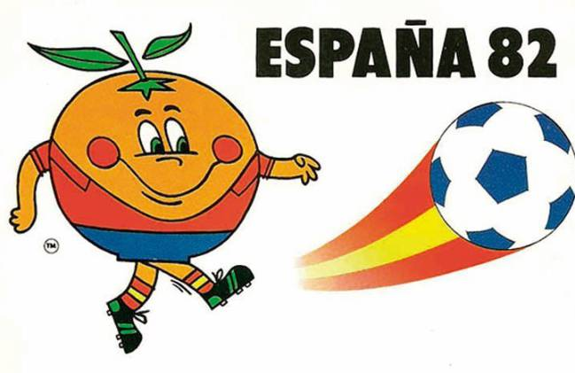Naranjito | The mascot for World Cup 1982 in Spain.