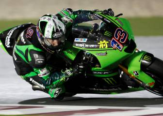 Former MotoGP rider Anthony West fails dope test, again