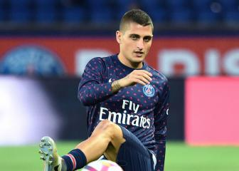 Liverpool a step up for PSG, says Verratti