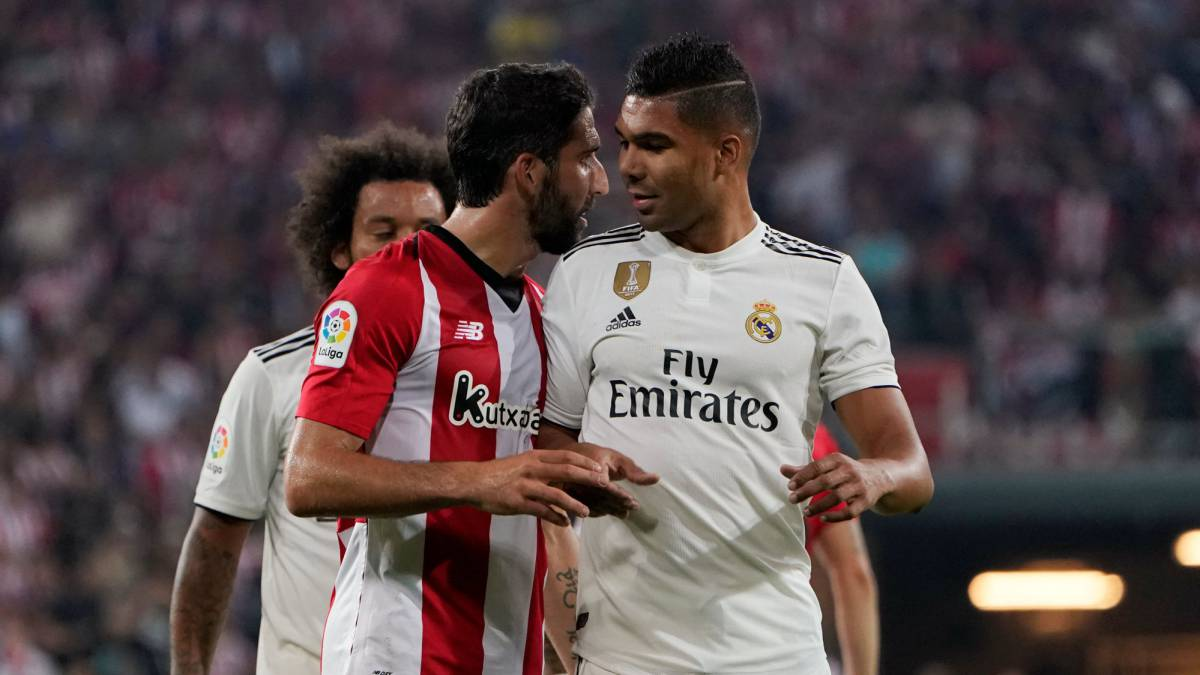 952e62303 Athletic Club 1-1 Real Madrid  match report - LaLiga Santander 2018 ...