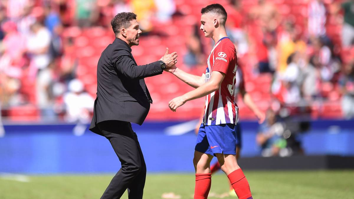 Simeone asks for Atleti fans' trust after Garcés rescues a point