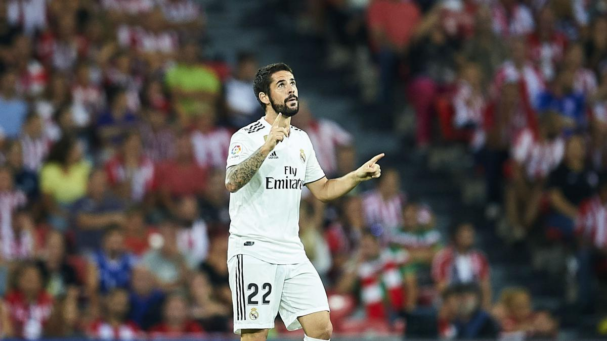 I never said it'd be me and 10 others – Isco accepts Lopetegui rotation