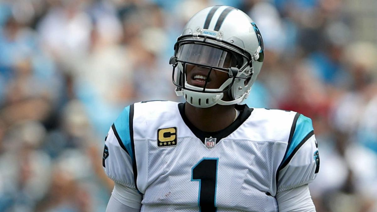Falcons' Kazee ejected for hit on Panthers QB Newton