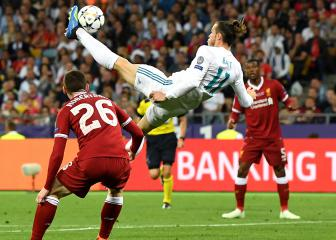 Bale 'quite angry' before Champions League heroics
