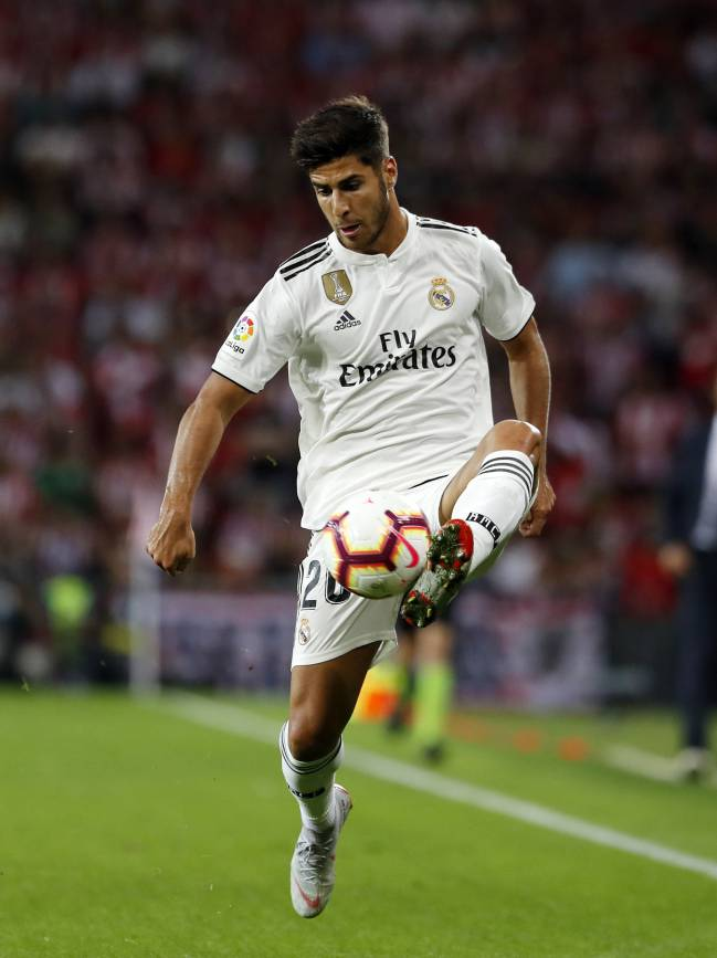Marco Asensio, a future Ballon d'Or winner?