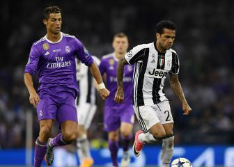 Real Madrid more dangerous without Ronaldo - Dani Alves