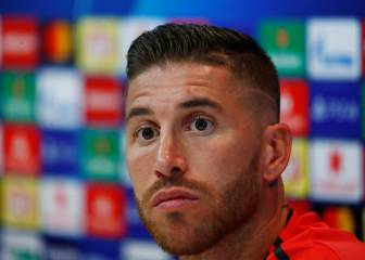 Ramos takes Griezmann to task over 'top table' comment