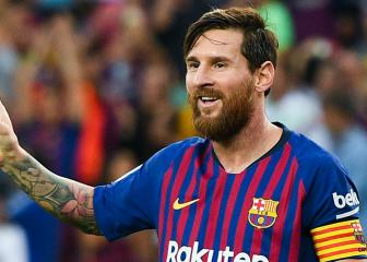 Barcelona captaincy has changed Messi, says Bartomeu