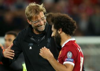 Salah has strong bond with 'friend' Klopp