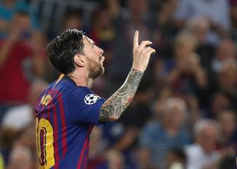 Messi works his magic to get Barcelona off to a flying start