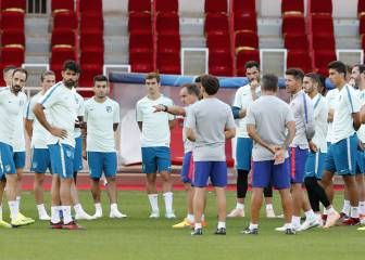 Atlético start their campaign dreaming of heading home