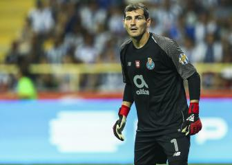 Casillas features in landmark 20th Champions League campaign