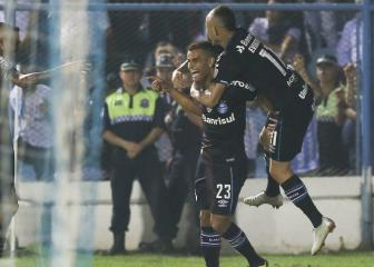 Libertadores holders Gremio draw first blood in QFs