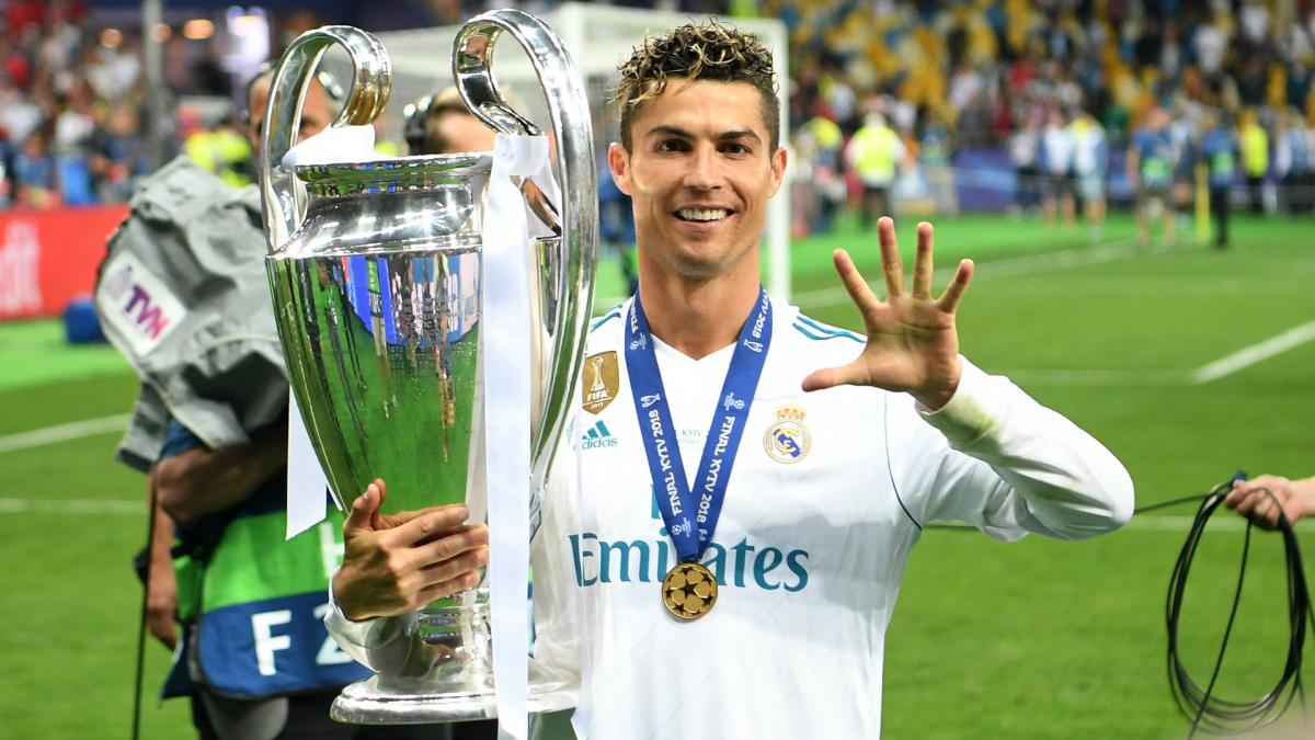 Real Madrid seek to plug Ronaldo scoring gap – Champions League in Opta numbers