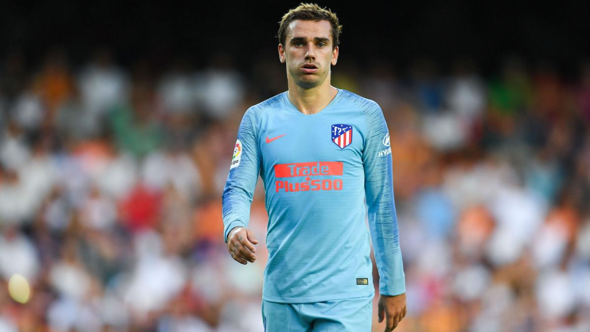 Rodrigo and Simeone salute Griezmann display