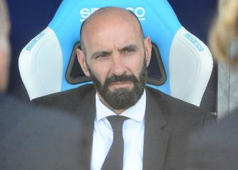 Monchi rules out Spain return amid Barcelona rumours