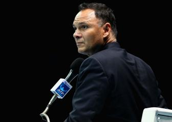 ATP suspends umpire Lahyani over Kyrgios