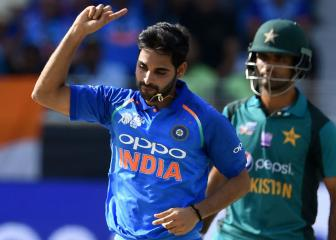 India avenge ICC Champions Trophy loss with big win over Pakistan