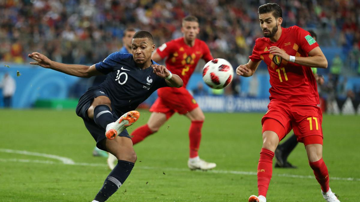 Belgium and World Cup winners France make FIFA rankings history
