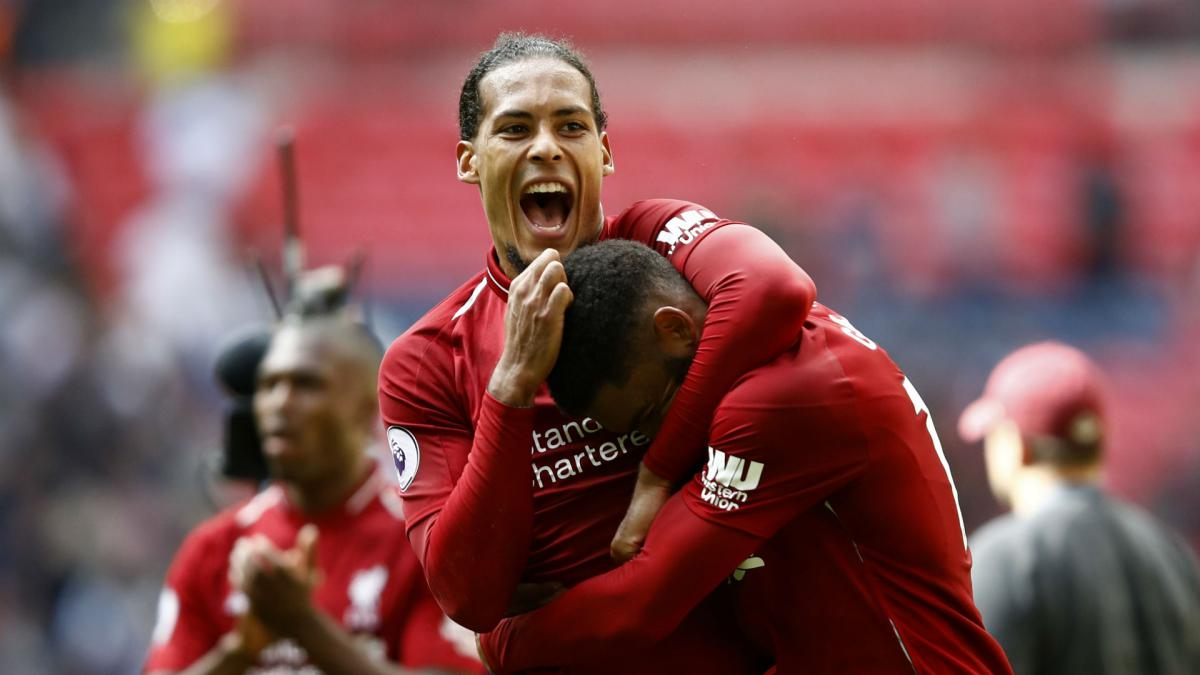 Van Dijk warns Liverpool: Believe we can win trophies or stay home